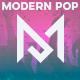 Upbeat Energetic Modern Pop