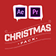Christmas Pack | After Effects and Premiere Pro - VideoHive Item for Sale