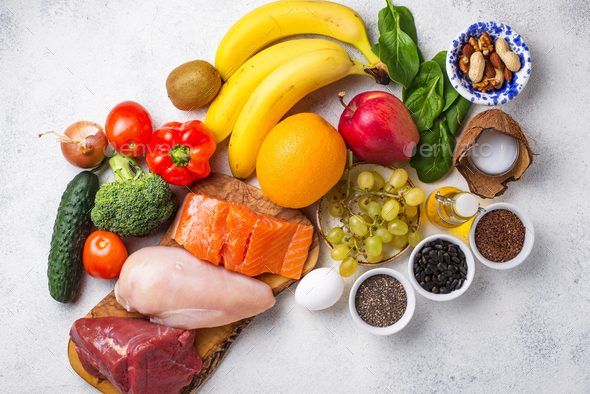 Product for Whole 30 diet - Stock Photo - Images