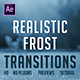 Frost Transitions - VideoHive Item for Sale