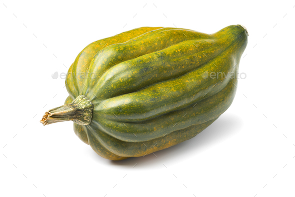 Fresh acorn squash close up - Stock Photo - Images