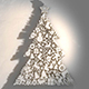 White Christmas Intro - VideoHive Item for Sale
