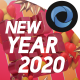 Happy New Year l New Year 2020 l New Year Celebration Template - VideoHive Item for Sale