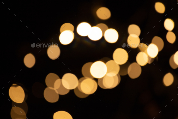 Bokeh backdrop - Stock Photo - Images