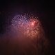 Fireworks at New Year. Abstract holiday background. - PhotoDune Item for Sale