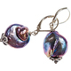 earrings from natural baroque pearls isolated - PhotoDune Item for Sale