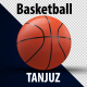 Basketball Rotations, Bounce and Background - VideoHive Item for Sale