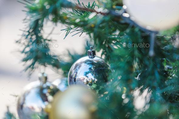 Christmas decor - Stock Photo - Images