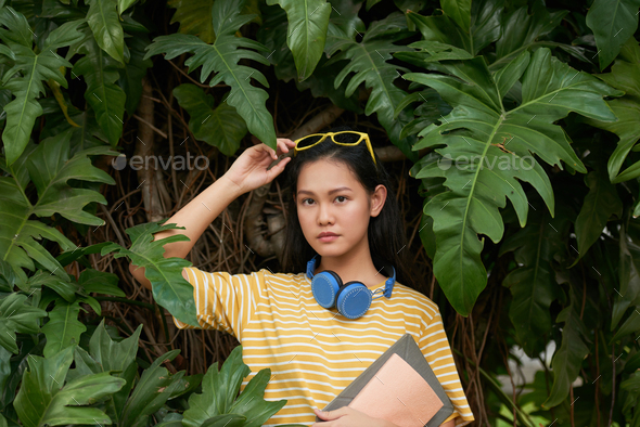 Smart student - Stock Photo - Images