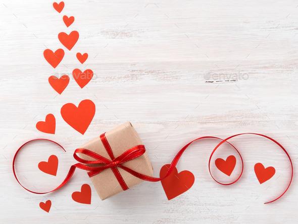 symbol of Valentine's day - Stock Photo - Images