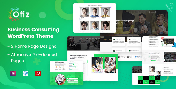 Ofiz - Business Agency Theme