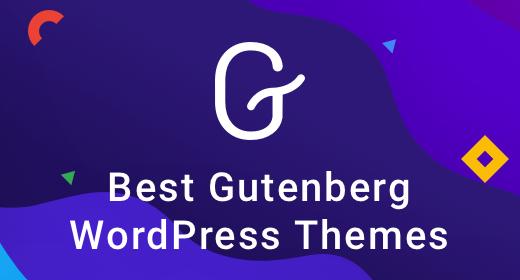 ! 10 Best Gutenberg Friendly WP Themes