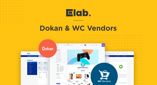 Best Theme for Dokan & WC Vendors Plugin