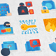 Cyber Security Modern Flat Animated Icons - VideoHive Item for Sale