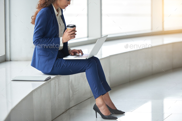 Busy with work - Stock Photo - Images