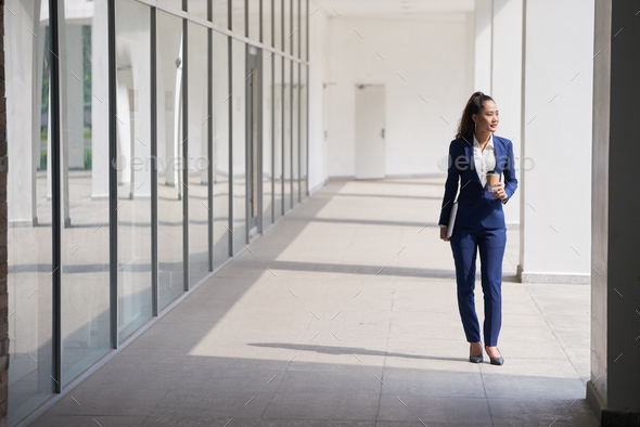 Going to office - Stock Photo - Images