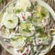 Homemade Greek Yogurt Cucumber Salad - PhotoDune Item for Sale