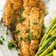 Homemade Sauteed Whitefish Dinner - PhotoDune Item for Sale