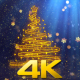 Christmas Tree Background 3 - VideoHive Item for Sale
