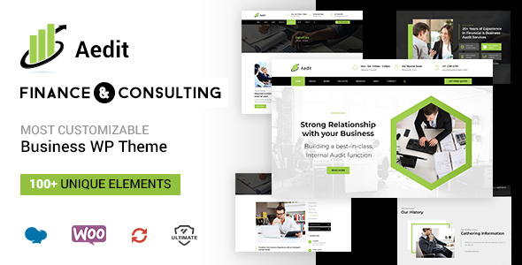 Aedit - Consultancy WordPress