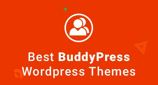 ! 10 Premium Buddypress Themes