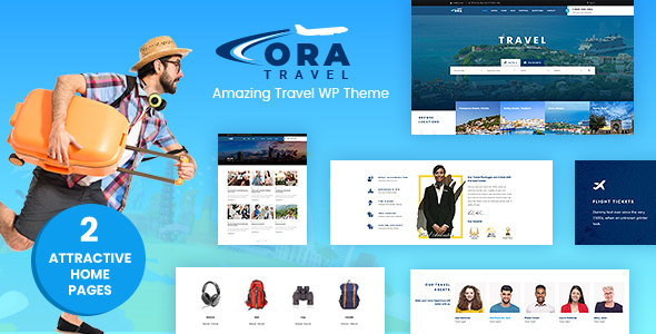 Ora - Travel Booking