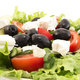 Fresh Delicious Salad with Olives - PhotoDune Item for Sale