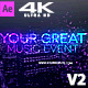 The Great Music Event v2 - VideoHive Item for Sale