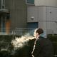 Man Smoking Vancouver City, BC, Canada - PhotoDune Item for Sale
