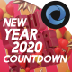 New Year 2020 Countdown l New Year Celebration Template - VideoHive Item for Sale