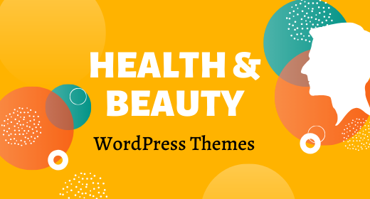 Health & Beauty WordPress Themes
