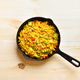 Vegetarian pilaf in frying pan - PhotoDune Item for Sale
