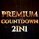 Premium Countdown 2in1 - VideoHive Item for Sale