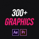 300+ Modern Graphics Pack - VideoHive Item for Sale