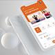 Phone 11 Pro App Presentation Mockup 4K - VideoHive Item for Sale