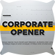 Corporate Stylish Opener - VideoHive Item for Sale