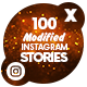 Modified Instagram Stories - VideoHive Item for Sale