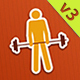 Gym and Fitness - VideoHive Item for Sale