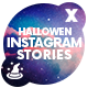 Halloween Instagram Stories - VideoHive Item for Sale