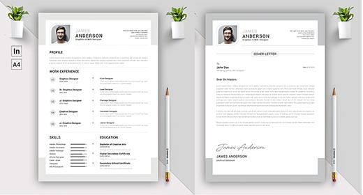 CV Resume Template