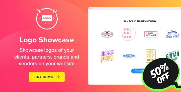 Download Logo Showcase – WordPress Logo Plugin Free Nulled