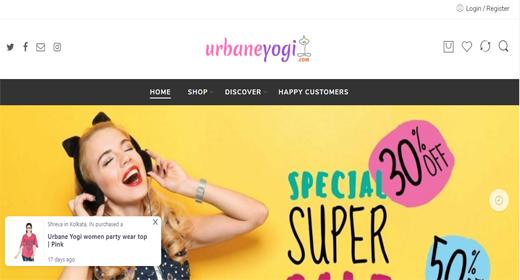 Urbane Yogi Lifestyle