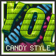 Modern Candy Style - GraphicRiver Item for Sale