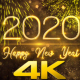 Happy New Year 2020 V1 - VideoHive Item for Sale