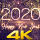 Happy New Year 2020 V3 - VideoHive Item for Sale