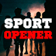 Sport Glitch Opener - VideoHive Item for Sale