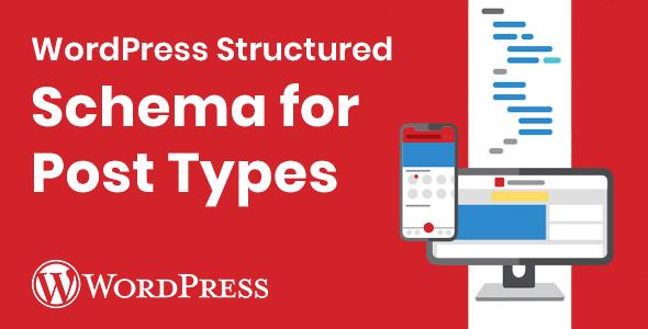 WordPress Structured Schema for Post Types