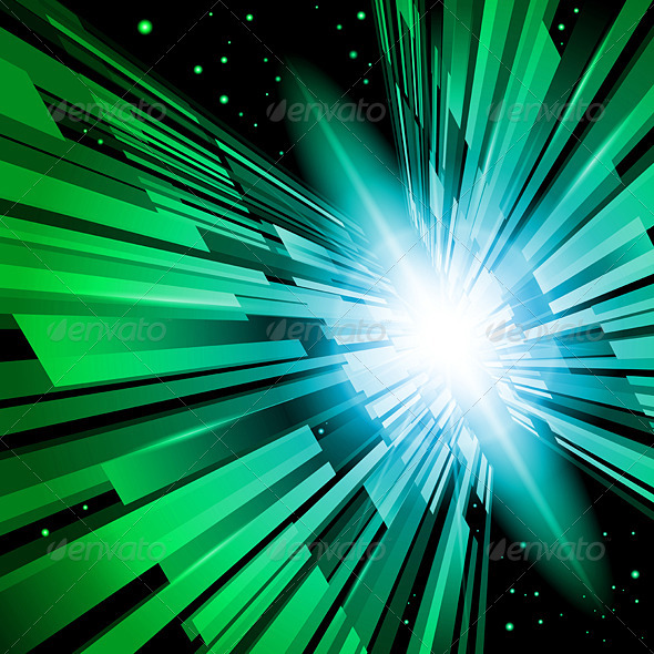 Green Radiance - Backgrounds Business