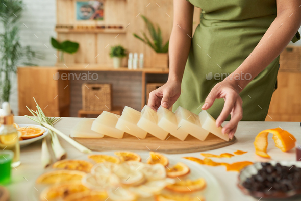 Preparing ingredients - Stock Photo - Images