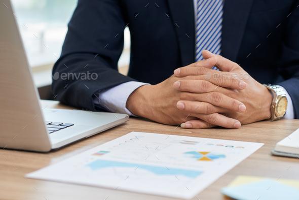 Businessman - Stock Photo - Images